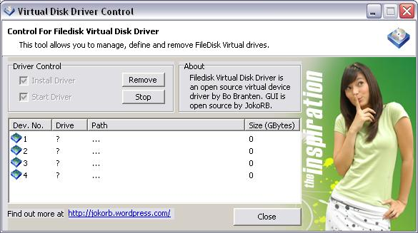 FILEDISK VIRTUAL DISK DRIVER FOR WINDOWS 8