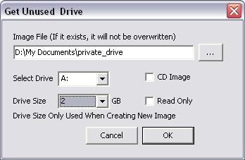 Filedisk virtual disk