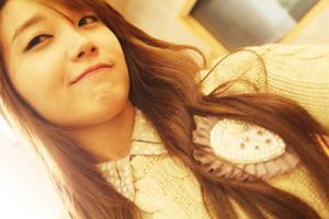 Korean Singer Eun Ji